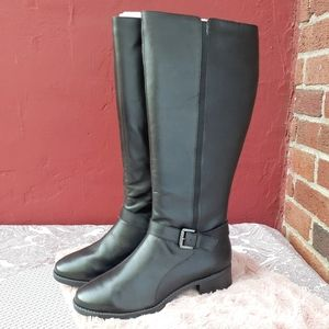 Easy Spirit Wide Calf Tall Riding Boots Fall Gift